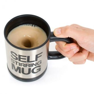 Tazza Self Stirring Mug