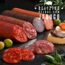 Salumi Iberici Delizius Deluxe 1 kg (pacco da 4)