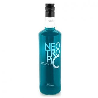 Drink Rinfrescante Senza Alcol Blue Neo Tropic 1L