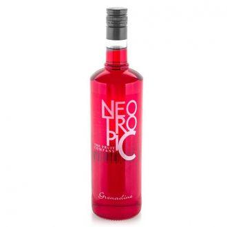 Grenadine Neo Tropic Drink Rinfrescante Senza Alcol 1L