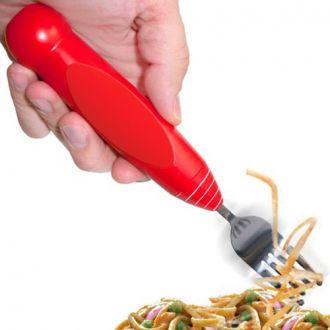 Forchetta per Spaghetti con Testa Rotante