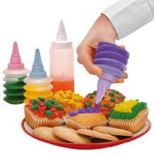 Kit per Decorare Cupcakes (4 pezzi)