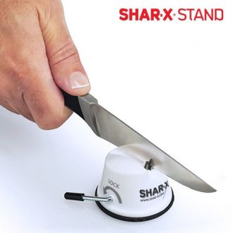 Affilacoltelli Shar X Stand