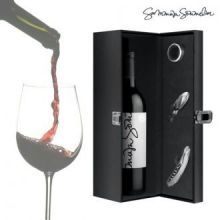 Set Regalo da Vino con Accessori Summum Sommelier (4 pezzi)