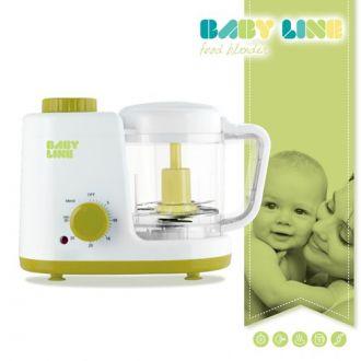 Mixer e Vaporiera Baby Line