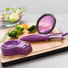 Utensili da Cucina per Contorni di Verdure (3 pezzi)
