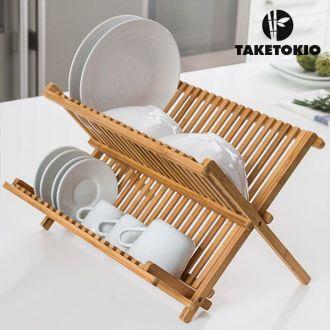 Scolapiatti in Bamboo TakeTokio