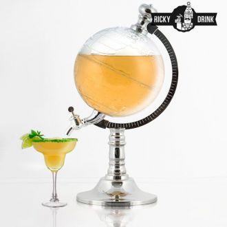 Dispenser di Bibite Ricky Drink Globe