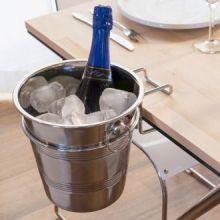 Supporto da tavolo per secchiello