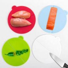 Taglieri da Cucina Pieghevoli con Supporto (5 pezzi)