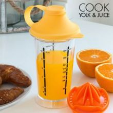 Bicchiere Miscelatore con Spremiagrumi Cook Yolk & Juice