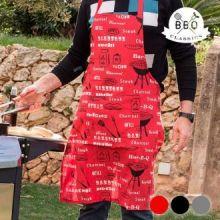 Grembiule da Barbecue BBQ Classics