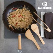 Set da Wok in Bambù TakeTokio (4 pezzi)