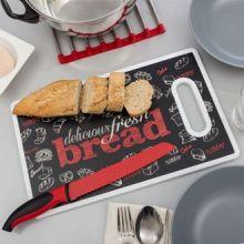 Tagliere e Coltello Bread