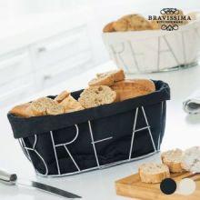Cestino per il Pane in Metallo Bravissima Kitchen