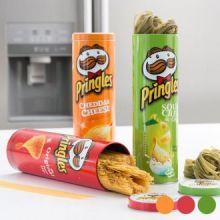 Barattolo di Metallo Pringles