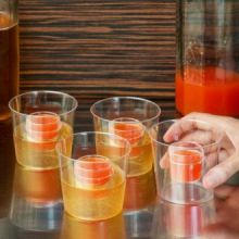 Bicchieri da Liquore Bomb Shot (pacco da 4)