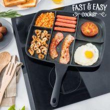 Padella Antiaderente 5 in 1 Fast & Easy Cooker