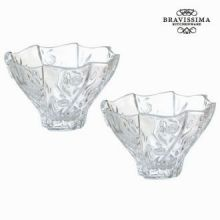 Tazza roses - Pure Crystal Kitchen Collezione by Bravissima Kitchen