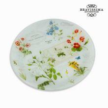 Piatto rotondo naturalism - Kitchen's Deco Collezione by Bravissima Kitchen