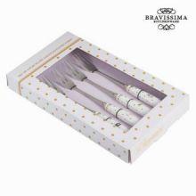 Forchettina da dolci fashion - Kitchen's Deco Collezione by Bravissima Kitchen