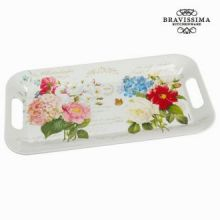 Vassoio flowers bouquet - Kitchen's Deco Collezione by Bravissima Kitchen