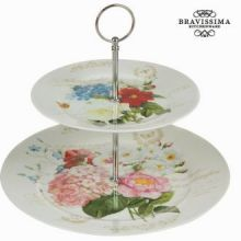 Antipastiere flowers bouquet - Kitchen's Deco Collezione by Bravissima Kitchen