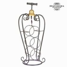 Portabottiglie a forma di brocca - Art & Metal Collezione by Bravissima Kitchen