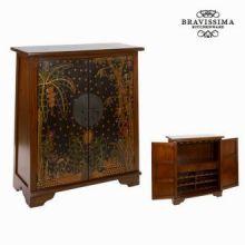 Porta bottiglie batik - Paradise Collezione by Bravissima Kitchen