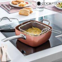 Padella in Ceramica con Accessori Multi·Cook D'Lux (4 pezzi)