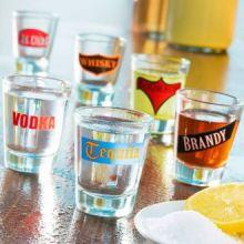 Bicchierini da Liquore Spirituous Beverages (pacco da 6)