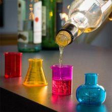 Bicchierini da Liquore Chemistry (pacco da 4)