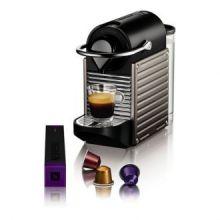 Caffettiera con Capsule Krups XN3005 Pixie Nespresso 19 bar 0,7 L 1260W Titanio