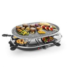 Piastra da Cucina Princess 8 Oval Stone Grill Party 1100W