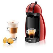 Caffettiera con Capsule De'Longhi EDG 200R Piccolo Dolce Gusto 15 bar 0,6 L 1500W Rosso