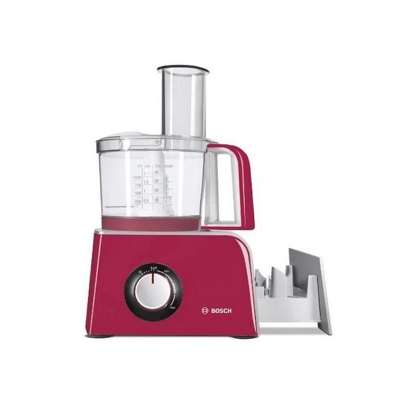 Robot da cucina bosch mcm42024 styline red diamond 1 25 l 800w rosa fuxia - Robot cucina bosch ...
