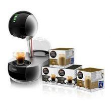 Caffettiera con Capsule De'Longhi EDG 636.S Stelia 15 bar 1 L 1500W Argentato