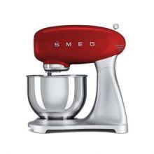 Robot da Cucina Smeg SMF01RDEU 4,8 L 1000W Argentato Rosso