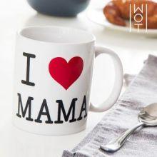 Tazza I Love Mama Wagon Trend