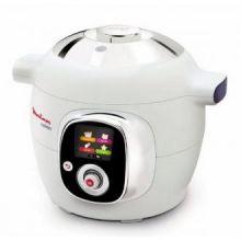 Robot da Cucina Moulinex Cookeo 6 L 1200W Bianco