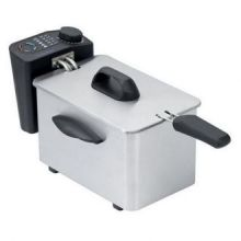 Friggitrice COMELEC FR-308/3080 2,5 L 1600W Inox