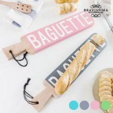 Tagliere Vintage per Baguette Wagon Trend
