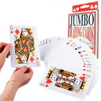 Carte da Poker Grandi