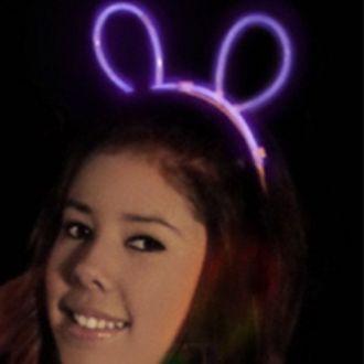 Diadema Fluorescente per Feste