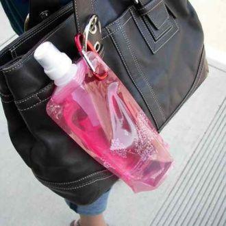 Bottiglia di Plastica Ripiegabile