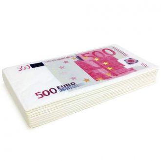 Tovaglioli Banconota da 500€