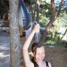 Sacco Doccia solare da campeggio 15 L