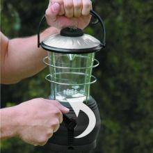 Lampada Camping con Dinamo (12 LED)