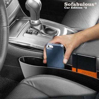 Organizzatore per Auto Sofabulous Car Edition (pacco da 2)