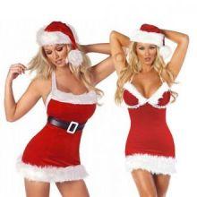 Costume Sexy Miss Santa